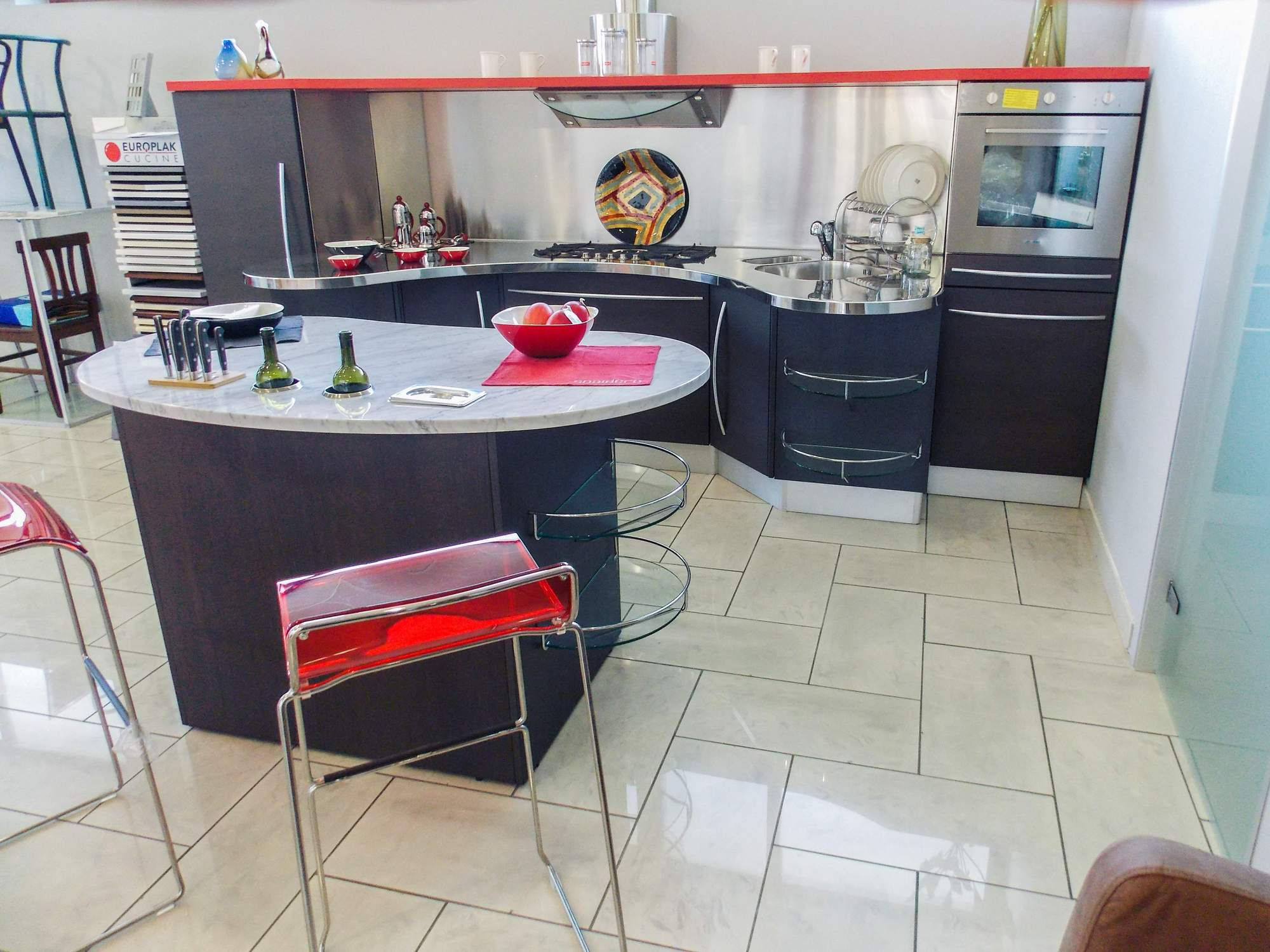buongiovanni mobili offerta cucina outlet skyline snaidero (7 ...