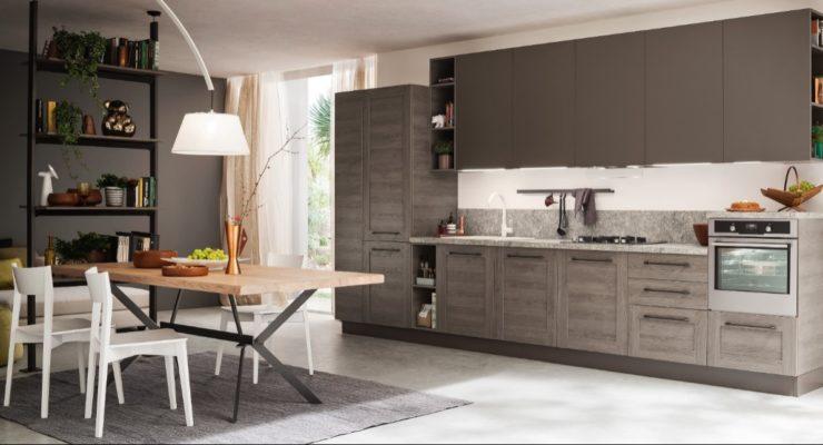 Frame Ar-Tre, decisi contrasti di stile e materiali | Buongiovanni ...