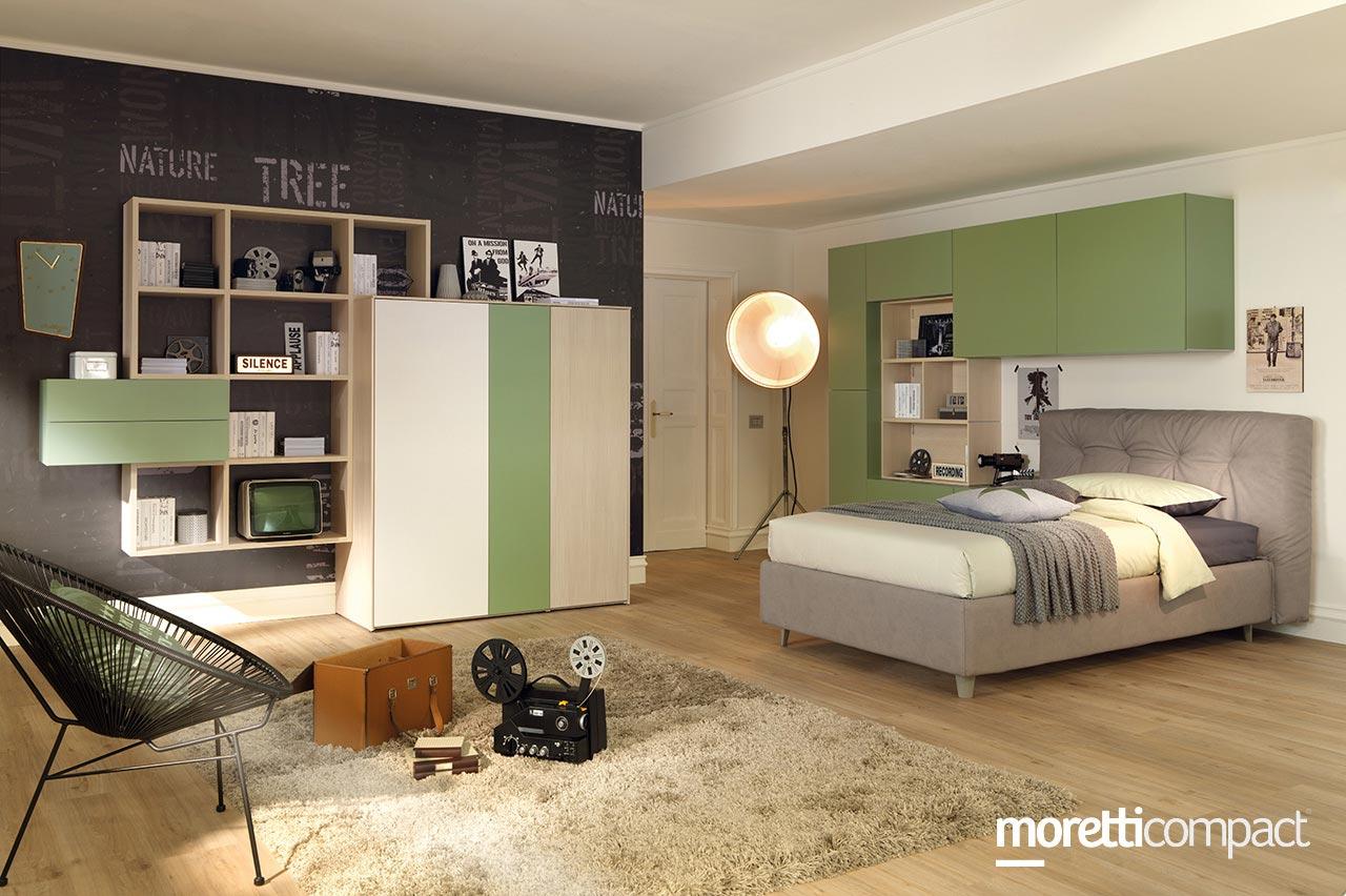 Moretti compact buongiovanni mobili - Accessori per camerette ragazze ...