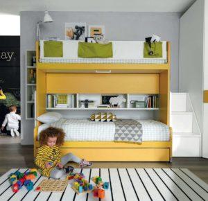 Slide il letto multifunzione zalf buongiovanni mobili for Mobili multifunzione
