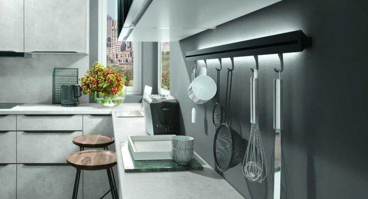 Con effebi sempre la giusta luce in cucina buongiovanni mobili
